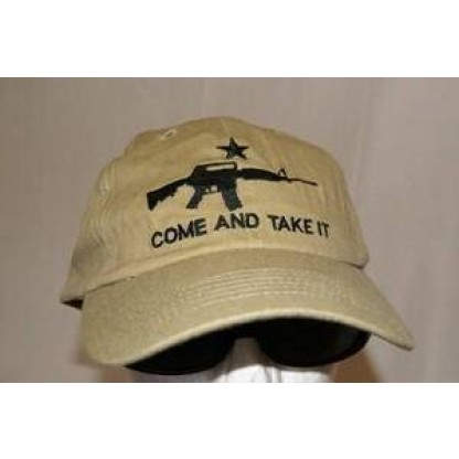 come and take it cap beige hat