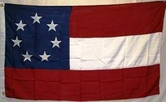 4x6 cotton 1st national flag